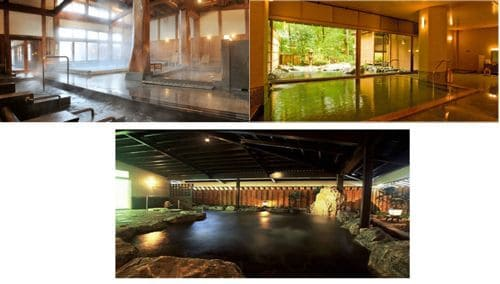 onsen passione giapponese indoor